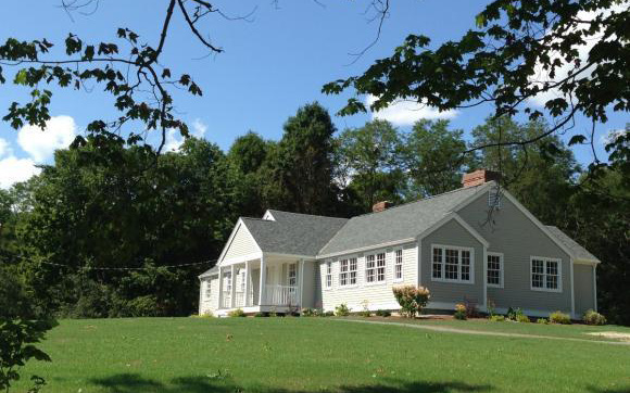 Project manager for a relocation & restoration of 2,500 s/f home. 42 Dorset Hollow to 1175 Kirby Hollow Rd - Dorset Vt